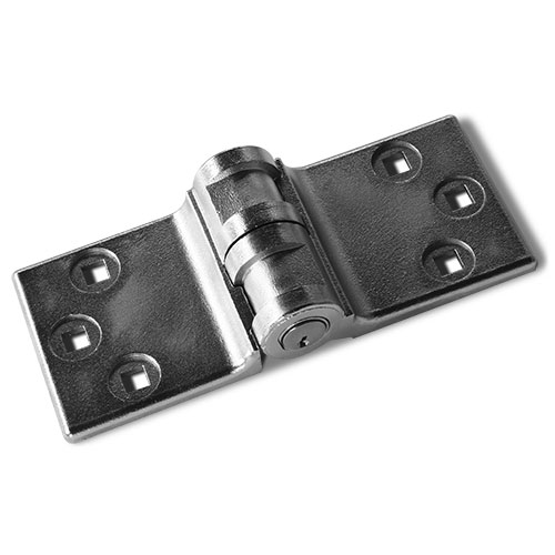 High Security Lock with 2 Long Wings