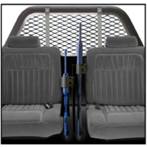 Dual-Gun Vertical Mount Vehicle Rack