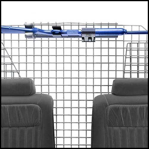 Screen Mount Vehicle Rack