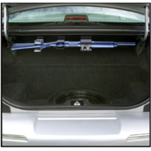 Trunk Mount Vehicle Rack